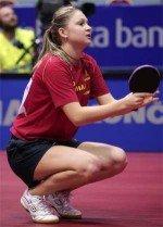 Table tennis women - Daniela Dodean