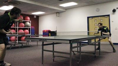 East Manchester Table Tennis