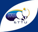 European Table Tennis Union logo