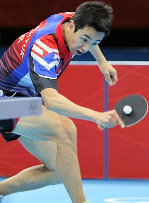 Table Tennis Tactics Against Long Pips