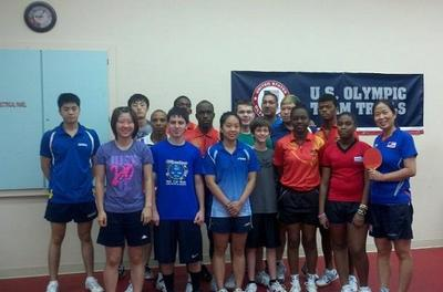 Guyana Team Training at the LYTTC