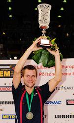 Michael Maze - European Champion 2009