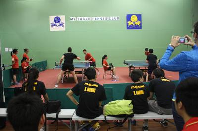 My Table Tennis Club Markham