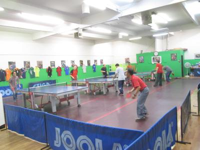 Nevada Table Tennis Club