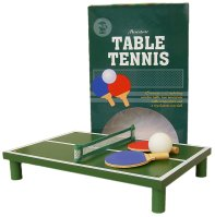Novelty table tennis table