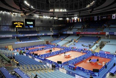 2008 Olympic Games Table Tennis Venue
