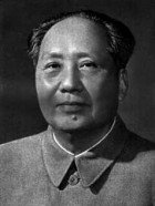Mao Zedong (aka: Mao Tse-Tung), Chairman of the Communist Party of China