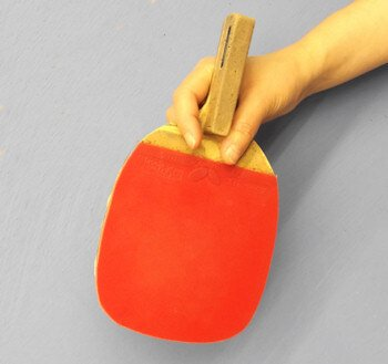 Table Tennis Racket - Penhold grip