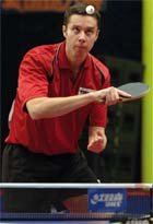 Professional Table Tennis Player - Vladimir Samsonov