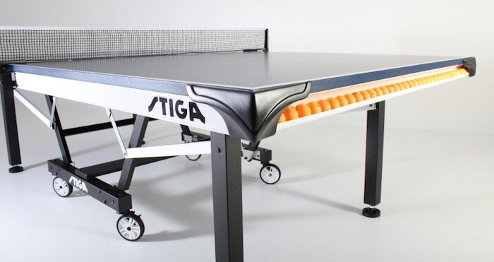 Stiga Tournament Series STS 420 T8524 table tennis table corner protector