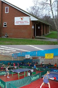 Table tennis clubs