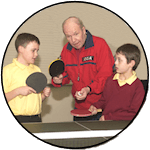 how to get better at table tennis
