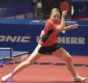 Table Tennis Tactics Against Defenders