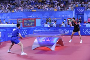 What is Table Tennis?