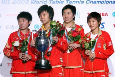 2009 World Championships - Womens Singles