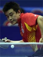 World Cup winner - Wang Hao